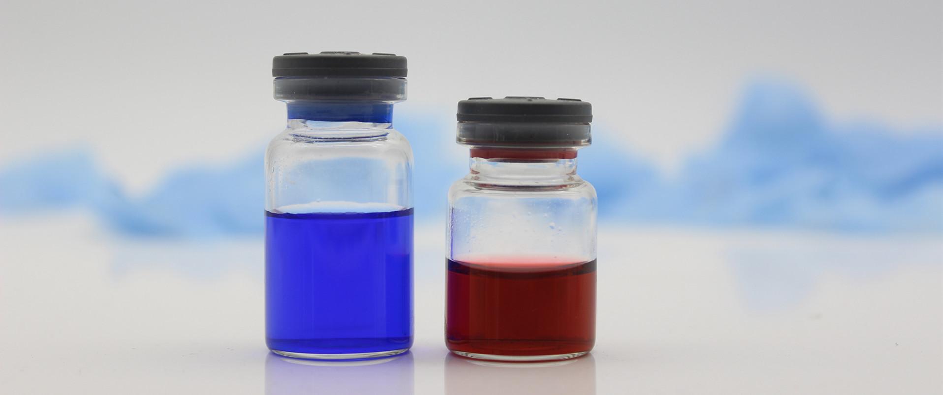 Sterile vials fller